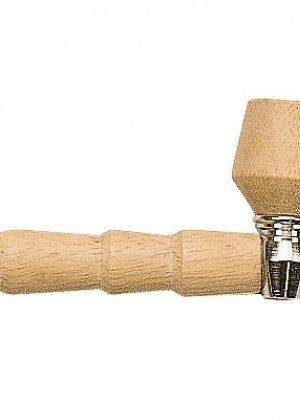 Wood pipe