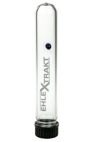 EHLE. Glass – X-trakt Glass Concentrate Extractor Tube – 30 cm