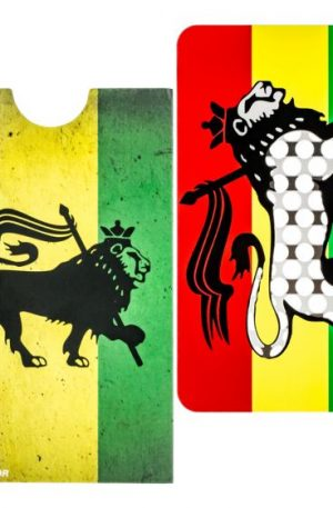 V Syndicate Rasta Lion Grinder Card