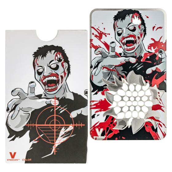 V Syndicate Special Edition Zombie Grinder Card