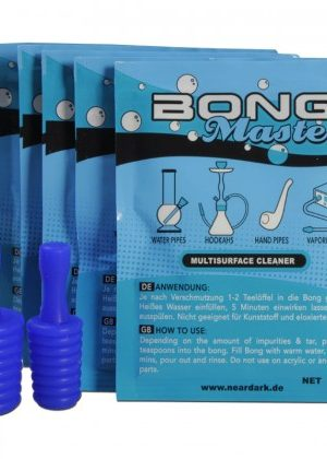 Bong Blaster Bong Cleaner Starters Kit