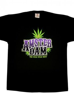 """The Wild Wild Best"" Amsterdam T-shirt"