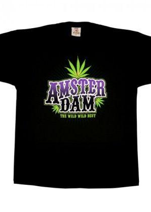 """""""The Wild Wild Best"""" Amsterdam T-shirt"""