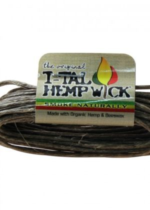 I-Tal Hemp Wick | Large