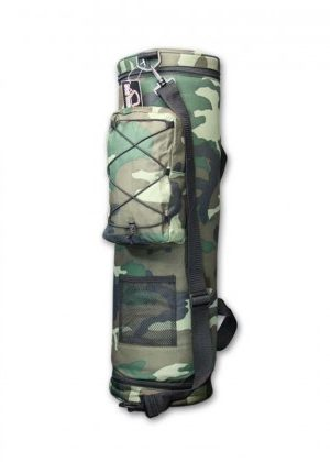 Padded Duffle Bag for Glass Water Pipes – Large – Black or Camouflage