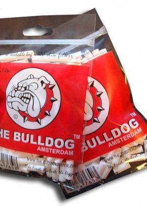 The Bulldog Amsterdam – 6mm Filters – Bag of 120