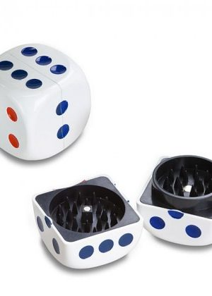 Lucky Dice Herb and Spice Grinder