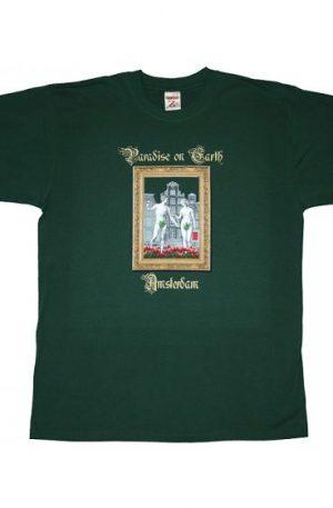 Pot Paradise (on Earth) – T-Shirt
