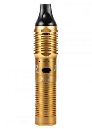 Atmos Tyga x Shine Pillar Portable Vaporizer Kit | Gold