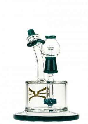Evolution Eclipse Dab Rig with Showerhead Diffuser
