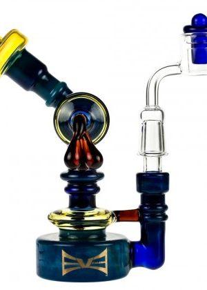 Evolution Squidward Glass Dab Rig