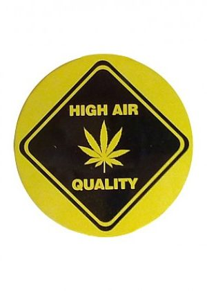 Metal Click Clack Stash Tin High Air Quality