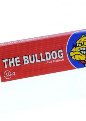 The Bulldog Amsterdam – Short Rolling Papers – Single Pack