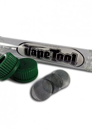 Vape Tool – Cap Filter Glass Extractor Tube – Medium – Choice of 4 colors