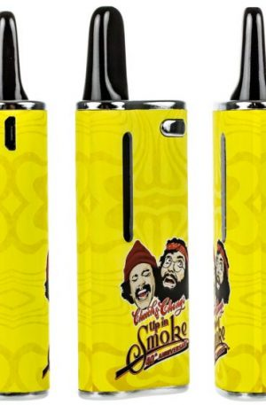 Cheech and Chong Portable Oil Vaporizer | Yellow