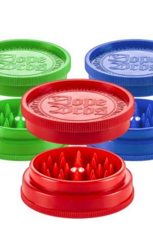 Dope Bros Amsterdam Plastic Grinder | Set of 3
