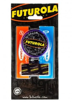 Futurola Acrylic Grinder Combo Pack