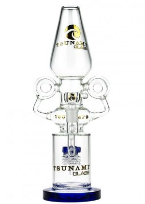Tsunami Vapor and Glass