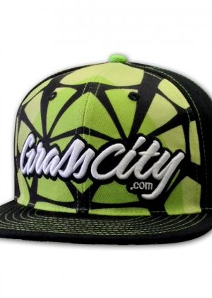 SeedleSs Clothing – Grasscity.com & SeedleSs Clothing collaboration Snapback Hat – 50% OFF SALE