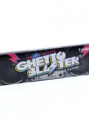 Ghetto Blaster – Hemp 1 1/4 Rolling Papers – Single Pack
