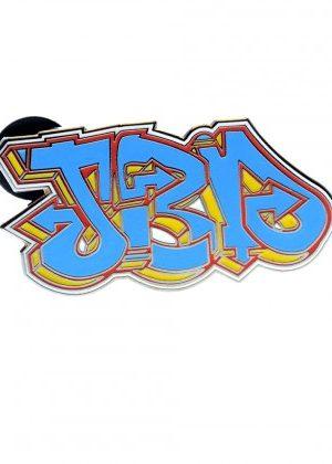 Jerome Baker Metal Hat Pin   JBD Logo – 40% END OF LINE SALE