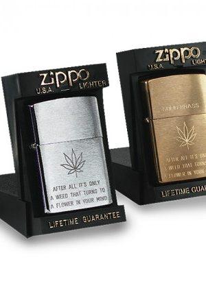 Zippo Lighter | Silver