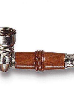 Wood & Metal Pipe