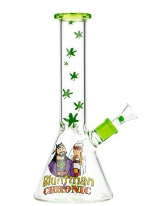 Jay and Silent Bob Percolator Beaker Ice Bong | Bluntman & Chronic