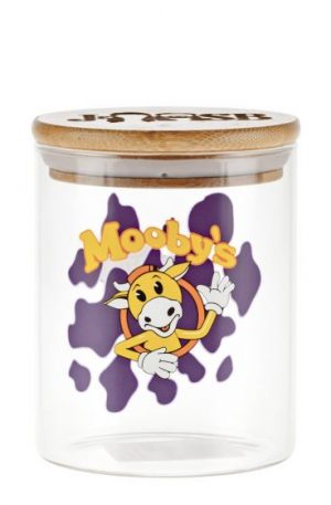 Jay and Silent Bob Glass Stash Jar | Mooby's | Large