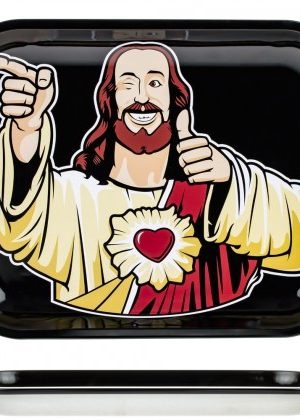 Jay and Silent Bob Rolling Tray | Large | Buddy Christ