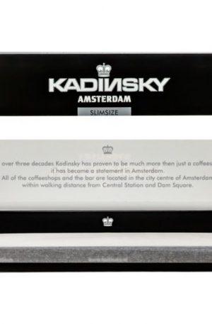 Kadinsky Amsterdam Slimsize Rolling Papers | Single Pack