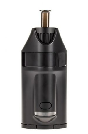 Ghost MV1 Portable Vaporizer | Matte Black Stealth