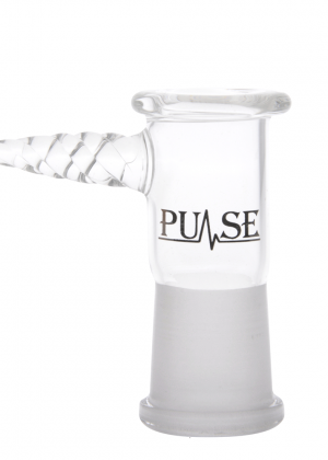 Pulse Glass – Straight Vapor Dome – END OF LINE PRICE