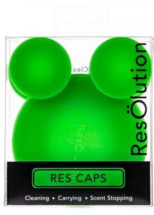 Resölution Res Caps® Bong Cleaning Caps | Green
