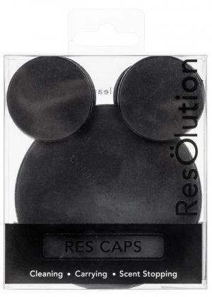 Resölution Res Caps® Bong Cleaning Caps | Black