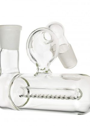 Glass Pre-cooler with Slitted Inline Diffuser | 18.8mm