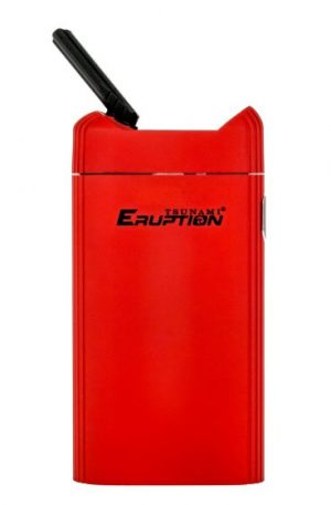 Tsunami Eruption 3-in-1 Vaporizer Kit | Red