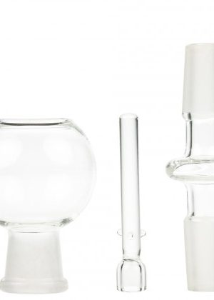 Glass Oil Dome Set | Male 14.5mm > Male 14.5mm