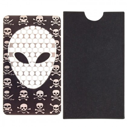 Stainless Steel Herb Grater | Skull – 50% SALE Special