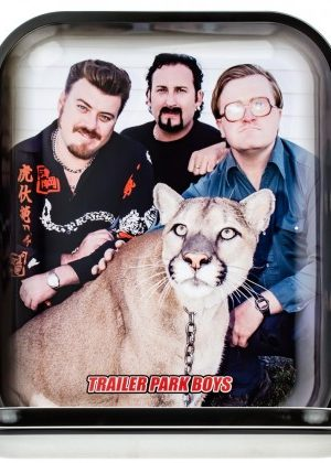 Trailer Park Boys Rolling Tray | Large | Big Kitty