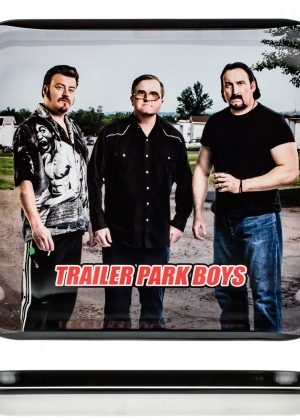 Trailer Park Boys Rolling Tray | Large | Classic