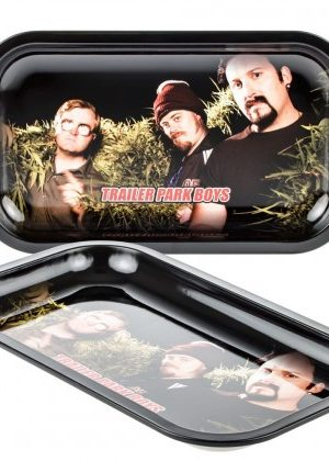 Trailer Park Boys Rolling Tray | Medium | Clippings