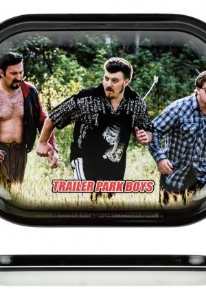 Trailer Park Boys Rolling Tray | Small | Hustle