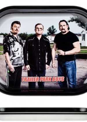 Trailer Park Boys Rolling Tray | Small | Classic