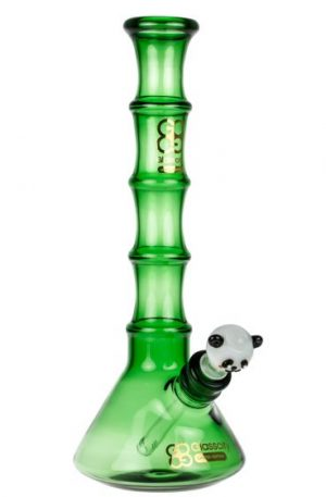 Glasscity Limited Edition Beaker Bamboo Bong