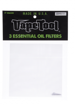 Vape Tool – Essential Oil Filters – 3-pack – 55 Micron
