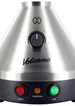 Volcano Classic Easy Valve Vaporizer – 220 Volt – EU Plug