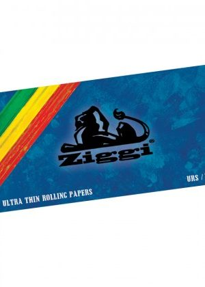 Ziggi – King Size Wide Rolling Papers Plus Filter Tips – Single Pack