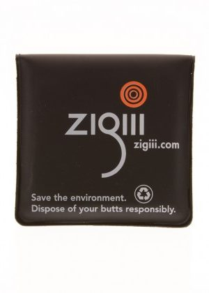 Zigiii – Portable Ashtrays – Available in Black & Camo
