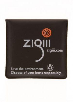Zigiii – Portable Ashtrays – Available in Black & Camo